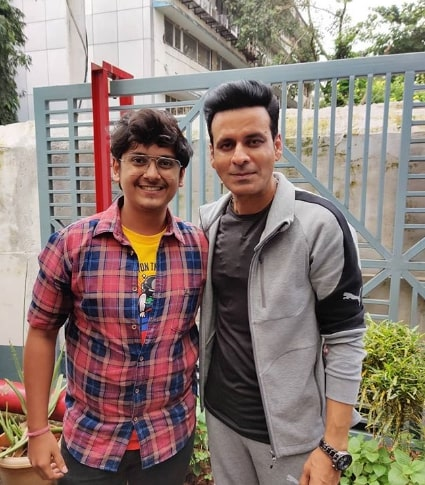 Soul Mortal With Manoj Bajpaye The Celebrity Face