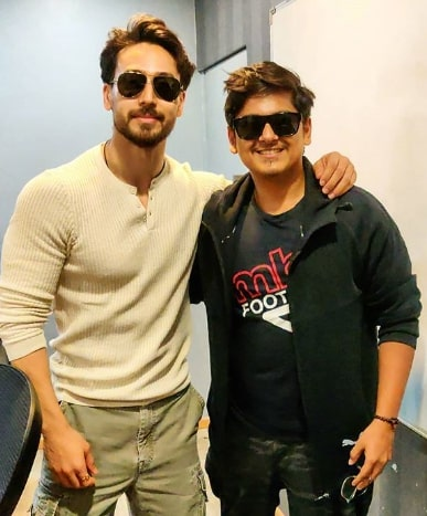 Soul Mortal With tiger shroff The Celebrity Face